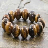 Brown Tigers eye bracelet